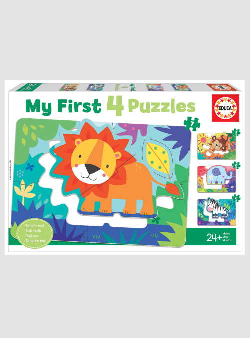 18897-My-First-4-Puzzles-Jungle-Animals-box