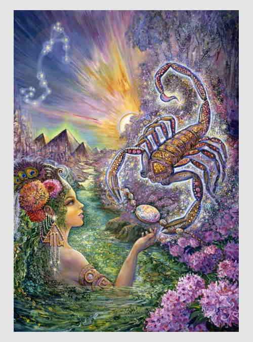 00827-Zodiac-Sign-Scorpio-1000pcs