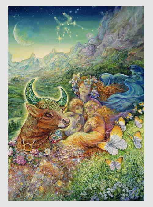 00829-Zodiac-Sign-taurus-1000pcs