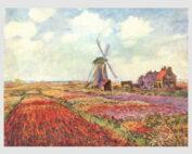118463-claude-monet-Tulip-Field-in-Holland-1000pcs